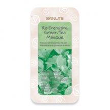 Skinlite Kolagénová pleťová maska so zeleným čajom