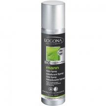 LOGONA - Pánsky Deo spray s BIO ginko a kofeín, 100ml