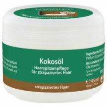 Logona - Kokosový olej na vlasy a pokožku, 45ml