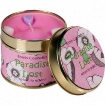 Bomb Cosmetics Sviečka Stratený raj