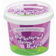 Bomb Cosmetics  Blackcurrant Telový sprchový krém  Čierna ríbezľa, 320 g