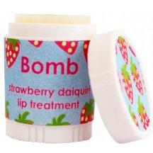 Bomb Cosmetics Maslový  Balzam na pery - Jahodový raj, 9ml