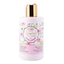 Victoria Beauty Roses and Hyaluron Sprchový gél s ružovým olejom a kyselinou hyalurónovou, 250 ml