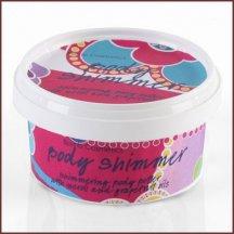 Bomb Cosmetics Body Shimmer Body Butte- Telové maslo Lesklé telo, 210ml