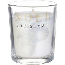 Lene Bjerre SILVANIA svíčka ve skle NOEL