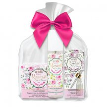 Victoria Beauty Roses and Hyaluron Darčekový set  I