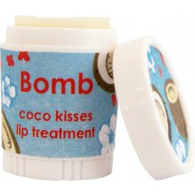Bomb Cosmetics Balzám na pery Kokosový bosk, 4,5 g