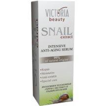 Victoria Beauty Snail Extract Aktívne anti-vráskové sérum so slimačím extraktom, 30ml