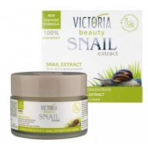 Victoria Beauty Snail Extract Denný a nočný krémový koncentrát s  extraktom zo slimáka,50ml
