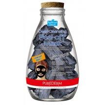 Purederm Čierna zlupovacie maska s aktivným uhlím, 10 g