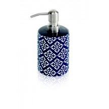 Dávkovač na tekuté mydlo CAPRI, modrý