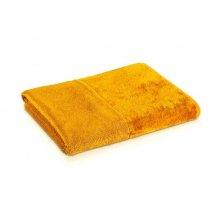 Möve Bambusový uterák 30 x 30 cm, zlatý