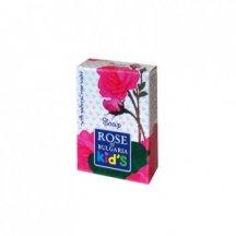BIO Detské mydlo z ruží, 100g