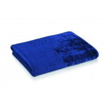 Möve Bambusový uterák 50 x 100 cm, tmavo modrá