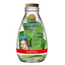 PUREDERM Botanical Choice Upokojujúca a hydratačná maska Aloe vera , 15ml