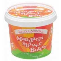 Bomb Cosmetics Sprchový krém Mandarinka a pomaranč, 320 g
