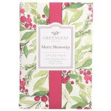 Greenleaf Vonný sáčok  Merry Memories (šťastné spomienky)