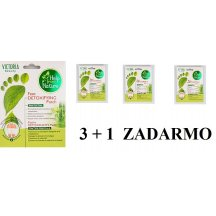Victoria Beauty Detoxikačné náplaste na nohy, AKCIA 3+1