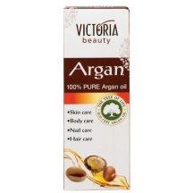 Victoria Beauty 100% čistý Arganový olej, 30ml