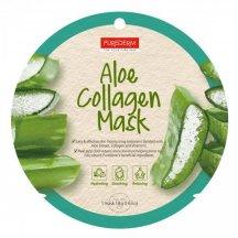 Purederm Pleťová maska s Aloe Vera a kolagénom, 18 g