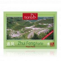 TianDE Fytonáplasť Zhui Feng Forte, 4 ks