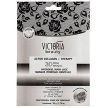 Victoria Beauty Aktívna kolagénová hydrogelová 3D maska s hĺbkovou hydratáciou