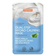 Purederm Dvoufázová hydratačná maska s aloe vera a levanduľou, 13 g