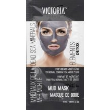 Victoria Beauty DETOX Mud Bahenná maska Mŕtve more, 10 ml