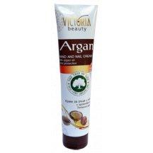 Victoria Beauty Krém na ruky a nechty s arganovým olejom, 100ml
