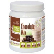 TianDE Čokoládový proteínový kokteil - mix so sladidlom, 300 ml