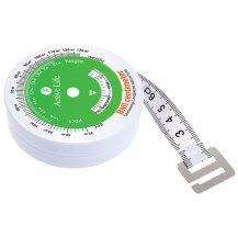 TianDE Meter s indexom telesnej hmotnosti, 1 ks