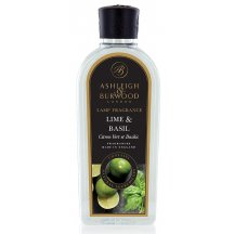 Ashleigh & Burwood Náplň do katalytickej lampy LIME & BASIL (limetka a bazalka),500 ml