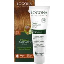 LOGONA - Bio Krémová farba na vlasy - Copper Red,150 ml