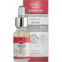 Victoria Beauty PREMIUM SNAIL & PLANT STEM CELLS Liftingové pleťové sérum 50+, 20 ml