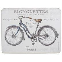 Creative Tops Korkové prestieranie Bicyclettes, 29 x 21 cm