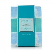 Ashleigh & Burwood Vonné vrecúška OCEAN BREEZE (morský vánok), 3 ks