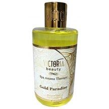 Victoria Beauty Spa Aroma Therapy Sprchový gel Gold paradise (zlatý ráj) 250 ml