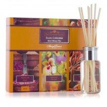 Ashleigh & Burwood Darčekové balenie difúzerov Moroccan SPICE, JAPANESE ORCHID, ORIENTAL SPICE (exotické vône)
