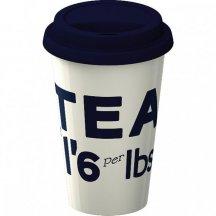 Creative Tops Cestovný hrnček porcelánový TEA, 290ml