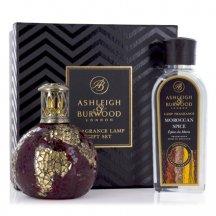 Ashleigh & Burwood Darčekové balenie Malá katalytická lampa DRAGON'S EYE  s vonnou esenciou MOROCCAN SPICE 250 ml
