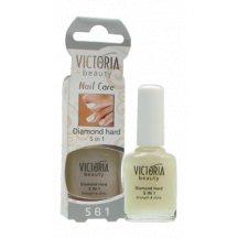 Victoria Beauty Diamantová pevnosť pre vaše nechty 5 v 1