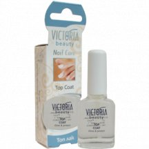 Victoria Beauty Vrchný lak na nechty Top Coat