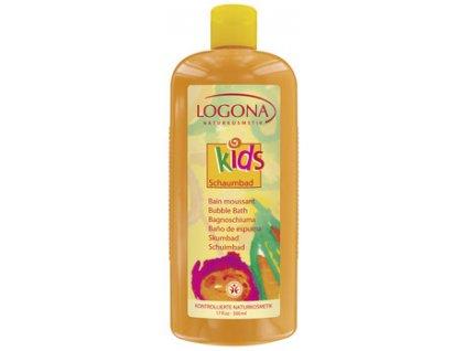 LOGONA KIDS - Detská pena do kúpeľa