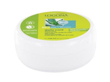 LOGONA - BIO pleťový krém Aloe Vera & Verbena