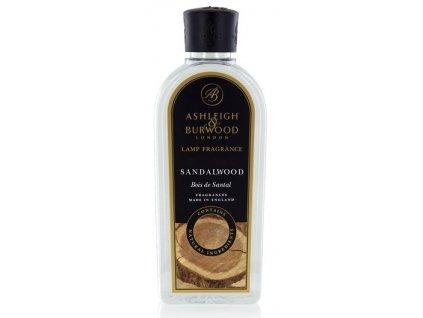 Ashleigh & Burwood Náplň do katalytickej lampy  SANDALWOOD (santalové drevo)  250 ml