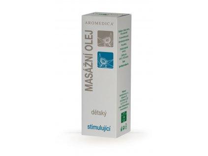 AROMEDICA - masážný olej detský stimulujúci 50 ml