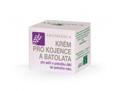 AROMEDICA -  krém pre kojencov a batoľatá 50 ml