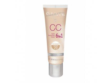 Sante - CC krém 20 natural