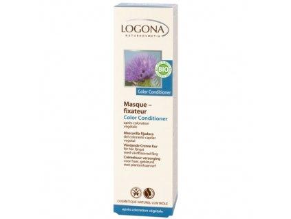 Logona - Color Kondicionér: Starostlivosť o farbené vlasy