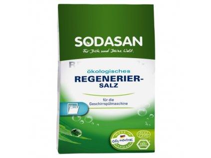Sodasan - Regeneračná soľ do umývačky 2kg
